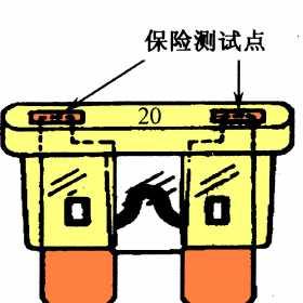 汽车电路基础元件的检测方法图解