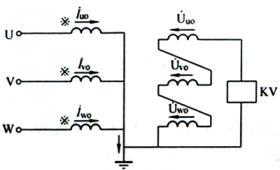 电压互感器正确接地方法