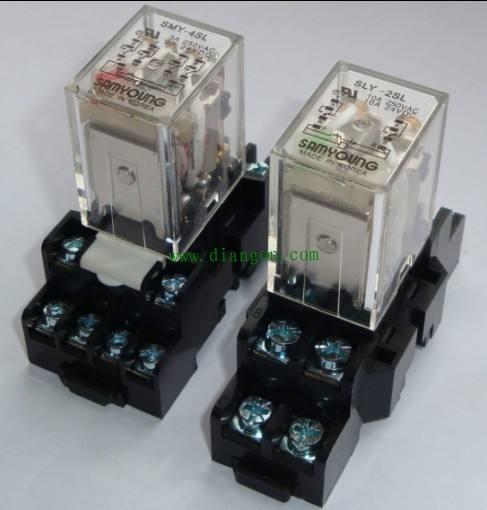 断路器,接触器,继电器的区别