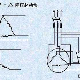 星三角启动交流接触器如何选型?星三角起动接触器选型技术参数