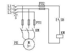 看懂机床电气控制线路的基本要领