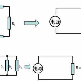 串联等效电路与并联等效电路