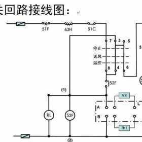 常用电气控制回路_电气二次回路基础知识