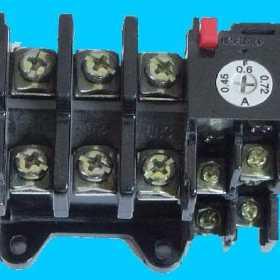 热继电器结构和接线说明