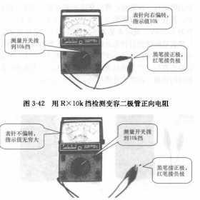 变容二极管检测方法图解