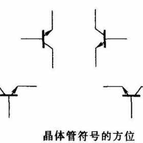 电路图中图形符号的位置与状态