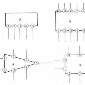 集成电路符号识图信息