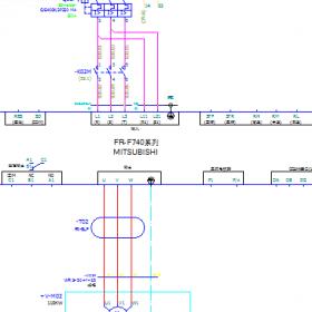 电气原理图的标线号方法图解