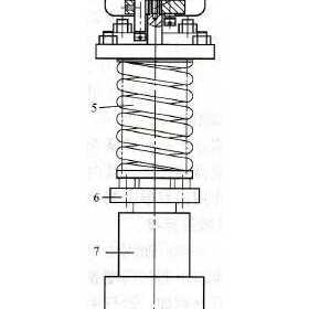 高压断路器液压操动机构或气动操动机构上装设压力继电器的结构原理