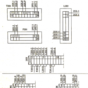 如何看懂呼号法仪表亚博接线图?仪表亚博接线图识读方法