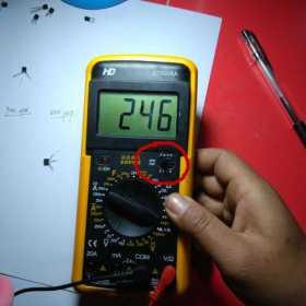 万用表测三极管放大倍数