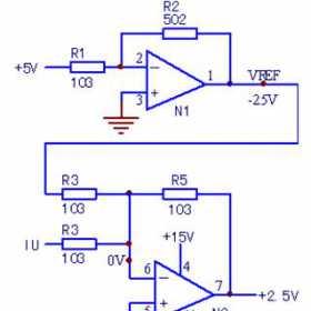 有预置电压的加法器电路原理分析