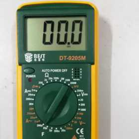 万用表测量电容容量的方法