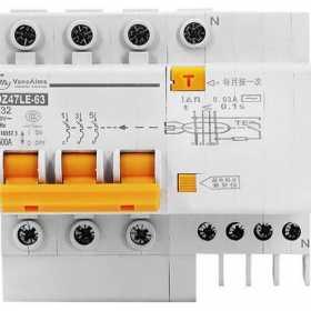 漏电保护器工作原理及选购指南