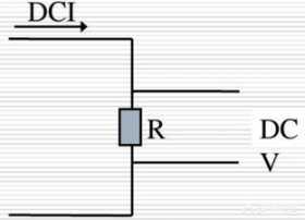数字万用表测量电流的基本原理