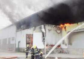风干物燥,小心电气设备烧毁着火!
