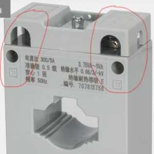 如何看懂低压电流互感器参数及其意义