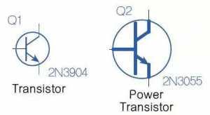 原理图符号大全 如何理解电子符号字母表示