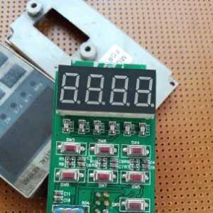 检修变频器无规律停机故障一例