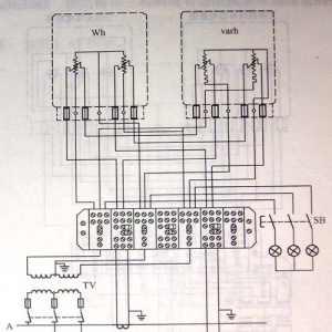 高压计量的接线方法