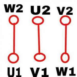 什么叫电动机星形启动?什么叫电动机三角启动?