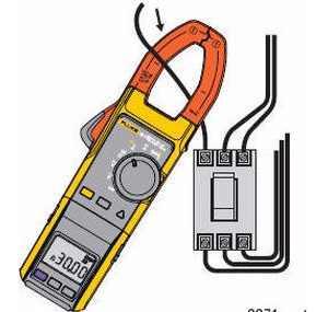 为什么每一次安装电机都用钳形电流表测量电流?