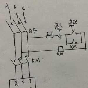 在变频器输入输出端加装接触器等开关器件应该注意的问题!否则会损坏变频器!