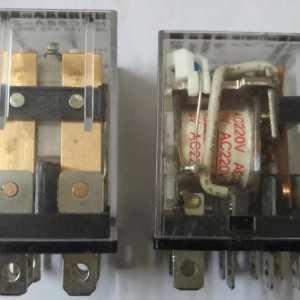继电器感性负载和阻性负载,哪个对触点损伤大?