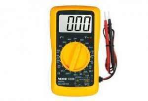 万用表测电阻操作过程中常见问题汇总
