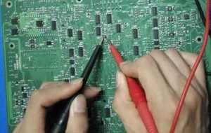 变频器电路板检修方法
