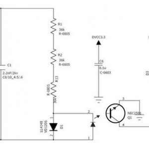 220v交流过零检测电路