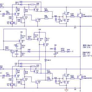 德玛M5D型3.7kW变频器驱动电路原理图解