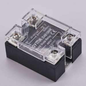 固态继电器的技术参数及选用方法