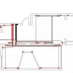 新手如何学会看水电装修图?家装水电安装布线图解