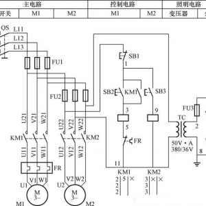 怎样识读电气图(实例讲解)