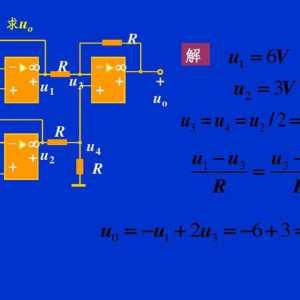 实例讲解运算放大器的具体应用