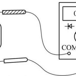 数字万用表测量二极管三极管以及电路通断的方法图解