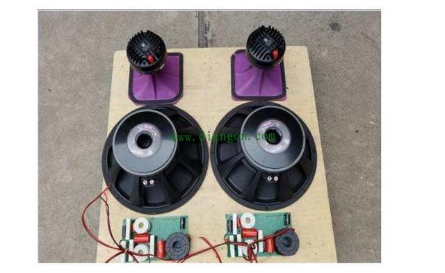 音箱分频器结构