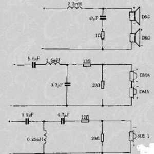 音箱分频器有什么作用?音箱分频器制作图解