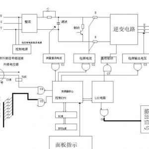 变频器充电电阻的作用