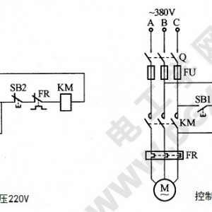 交流接触器辅助触点损坏应急接线方法图解