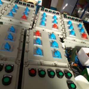 防爆配电箱与普通配电箱的区别