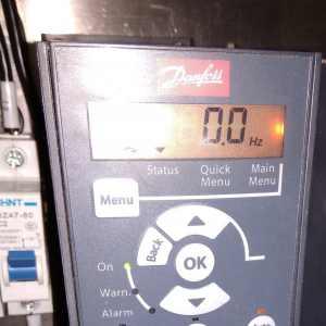 难缠的一例主备电机故障维修