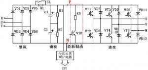 变频器在哪些情况下需要配制动电阻?
