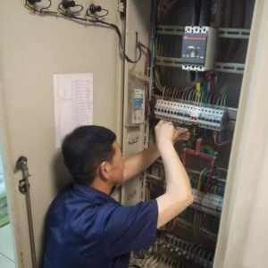 物业维修电工工作心得