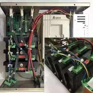 变频器内部主电路简单分析