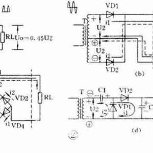 初学者如何快速理解电子电路图