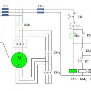 电工面试经典案例,星三角降压启动电路,你能这样答出来吗?