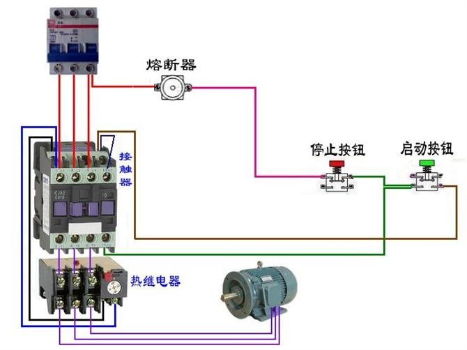 电动机电气控制电路接线图9.jpg