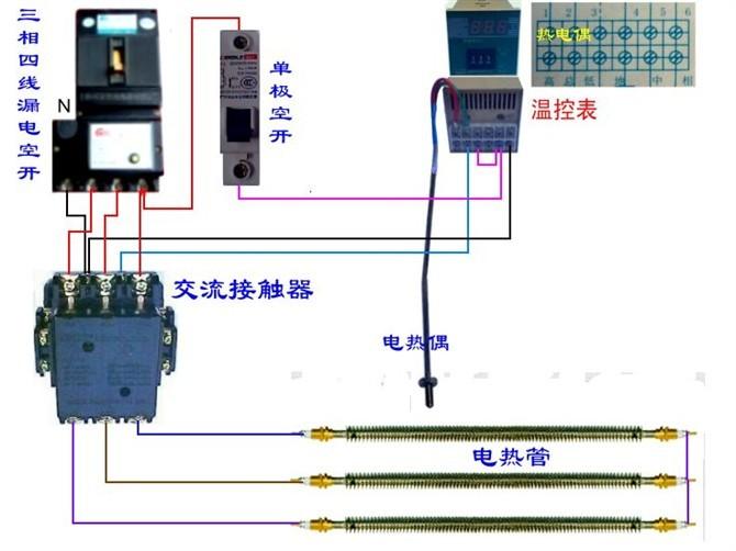 电动机电气控制电路接线图41.jpg